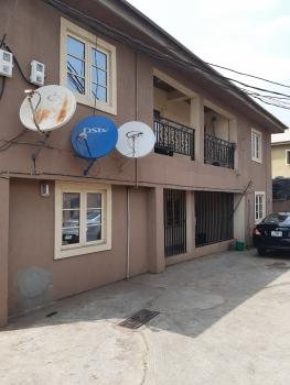 Nice 2 Bedroom Flat Ensuite in College Ogba, College Ogba, Ogba, Ikeja, Lagos, Flat for Rent