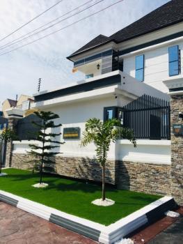 4 Bedroom Semi Detached Duplex with a Bq, Udeco Medical Road Chevy View, Idado, Lekki, Lagos, Semi-detached Duplex for Rent