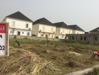 Serviced Plot, Ikota Megamound Estate, Lekki Expressway, Lekki, Lagos, Residential Land for Sale