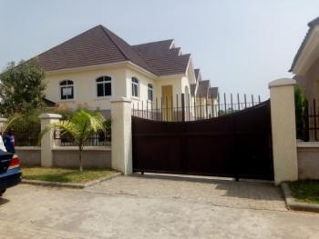 Luxury 5-bedroom Twin Duplex with  Pent House, Guzape District, Abuja, Semi-detached Duplex for Sale
