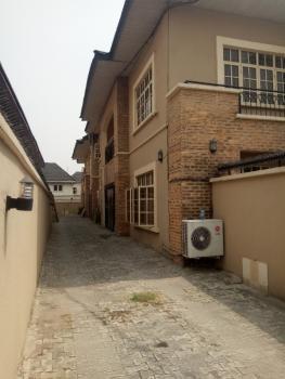 Neat and Spacious First Floor 3 Bedroom Flat, Off Oba Elegushi Road, Ikate Elegushi, Lekki, Lagos, Flat for Rent