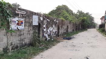 Strategically Located  and Well Fenced 32 Plots of Land, St. Johns - Ogbogoro Road, Eliopranwo., Rumolumeni, Port Harcourt, Rivers, Commercial Land for Sale