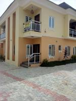 Superbly Built And Excellently Finished New 4-bedroom Duplex Plus Boys Quarters (very Spacious & Premium Exotic Finishing), Sangotedo, Ajah, Lagos, 4 Bedroom, 5 Toilets House For Sale