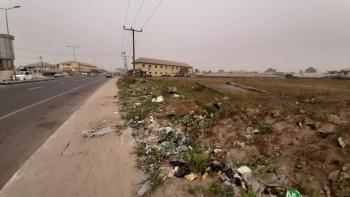 Well Located 16 Plots of Dry and Firm Commercial Land, Iwofe Road, Rumolumeni, Port Harcourt, Rivers, Commercial Land for Sale