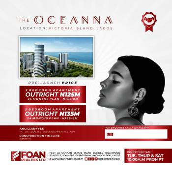The Oceanna, Victoria Island (vi), Lagos, Block of Flats for Sale