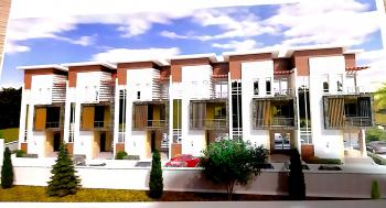 Luxury 4 Bedroom Terrace with Bq, Close to Stellamaris School, Life Camp, Gwarinpa, Abuja, Terraced Duplex for Sale