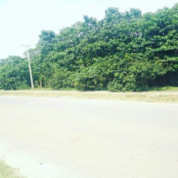 One Point Seven Hectares Commercial Land, Near Nnpc, Guzape District, Abuja, Commercial Land for Sale