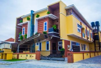 Newly Built Smart 4 Bedroom Semi Detached Duplex, Buenevista Estate, Orchid Road, Lafiaji, Lekki, Lagos, Semi-detached Duplex for Sale