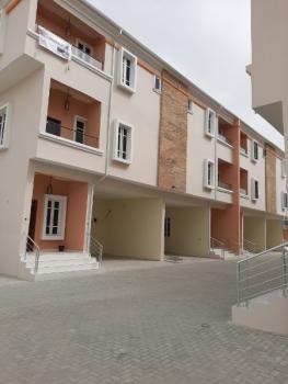 Luxury 4 Bedroom Ensuite Terrace House, Ikate Elegushi, Lekki, Lagos, Terraced Duplex for Sale