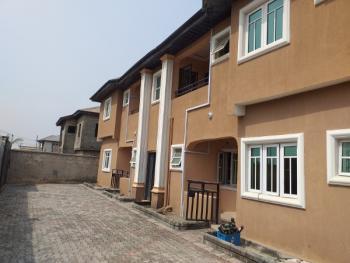 New 2 Bedroom Flat, Beside Blenco Supermarket, Ado, Ajah, Lagos, Flat for Rent