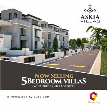 5 Bedroom Detached Duplex with a Penthouse and Bq Attached, Diplomatic Zones, Abuja, Detached Duplex for Sale