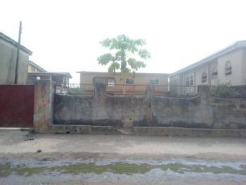 2 Nos of 3 Bedroom Setback, Car Wash B/stop, Egbeda, Lagos State., Egbeda, Alimosho, Lagos, Block of Flats for Sale