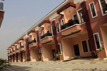 4 Bedroom Terrace, Chevron Drive, Lekki Expressway, Lekki, Lagos, Terraced Duplex for Sale