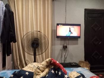 a Furnished and Luxury Self Contain/studio Flat, Ebute Metta East, Yaba, Lagos, Self Contained (single Rooms) for Rent