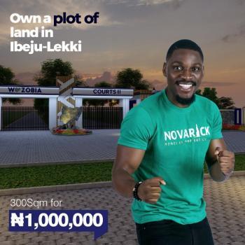 Affordable Land at Ibeju Lekki, Wazobia Court Estate Phase 1, Ikegun, Ibeju Lekki, Lagos, Residential Land for Sale