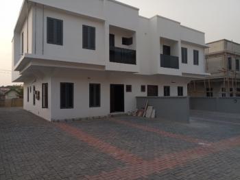 4 Bedroom Luxury House, Diamond Estate By Novare Mall, Sangotedo, Ajah, Lagos, Semi-detached Duplex for Sale