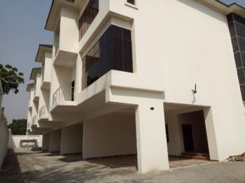 Newly Built and Luxurious 4 Bedroom Terraced Duplex with Bq, Victoria Island Extension, Victoria Island (vi), Lagos, Terraced Duplex for Rent