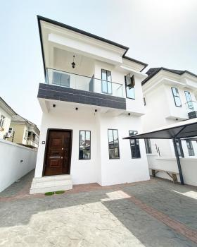 Beautiful and Well Built Within an Estate, Lekki, Lagos, Detached Duplex for Sale