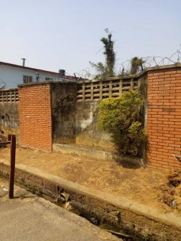 Fenced  Residential Plot Measuring 407sqm, Behind Excellence Hotel, Ogba, Ikeja, Lagos, Residential Land for Sale