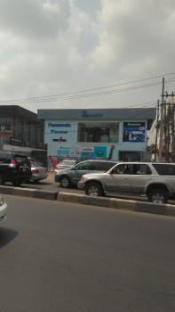 a Twin Story Commercial Blocks Linked with Walkway Directly on Allen, Directly on Allen Avenue Ikeja Lagos, Allen, Ikeja, Lagos, Detached Duplex for Sale
