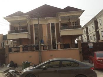 4 Bedroom Duplex, Agungi, Lekki, Lagos, Semi-detached Duplex for Rent