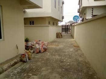 a Massive Brand New 4 Bedroom Terrace with a Bq, Osapa, Lekki, Lagos, Terraced Duplex for Rent