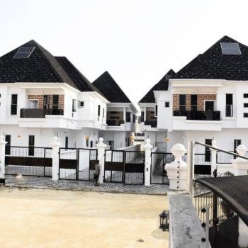5 Bedroom Ensuite Detached Duplex, Chevron Alternative Route Behind Chevron Headoffice, Lekki Phase 2, Lekki, Lagos, Detached Duplex for Sale