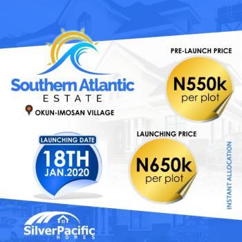 Land, Southern Atlantic Estate, Okun Imedu, Ibeju Lekki, Lagos, Mixed-use Land for Sale