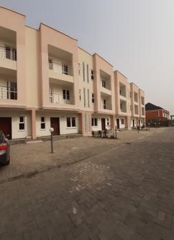 4 Bedroom Terraced House, Behind World Oil, Ilasan, Lekki, Lagos, Terraced Duplex for Rent