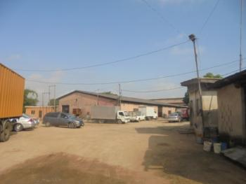 4 Bay Warehouse, Morrison Crescent, Ikeja, Lagos, Warehouse for Sale
