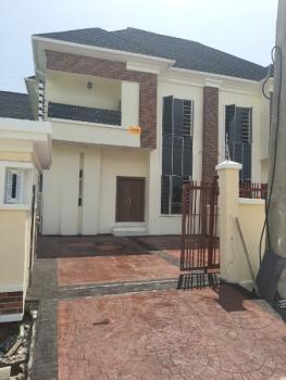 4 Bedroom Ensuite Semidetached Duplex with Bq, Behind Mega Chicken, Lekki Phase 2, Lekki, Lagos, Semi-detached Duplex for Sale