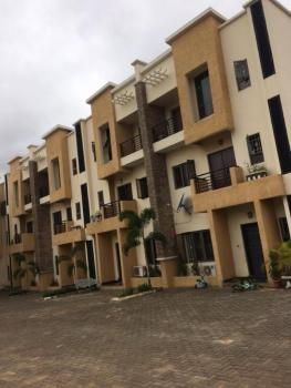 4 Bedroom Terrace Duplex with Two Living Rooms and a Bq, Jabi, Abuja, Terraced Duplex for Sale