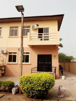 4bedroom Semi Detached Duplex, Jabi Lake View Estate, Jabi, Abuja, Semi-detached Duplex for Rent