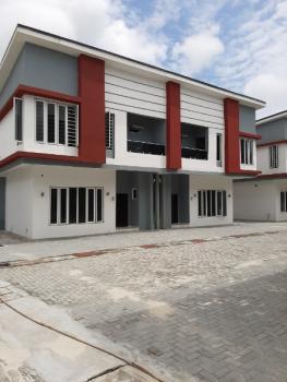 4bed Ensuite Semidetached Duplex with Bq, Vgc, Lekki, Lagos, Semi-detached Duplex for Sale
