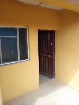 4 Rooms Self Contains Hostel, Onigbodogi,close to Poly Ibadan Apete Ibadan, Ajibode, Ibadan, Oyo, Self Contained (single Rooms) for Rent