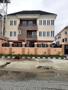 5bed Ensuite Detached Duplex with Bq, By Conoil Filling Station, Ikate Elegushi, Lekki, Lagos, Detached Duplex for Sale