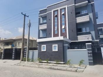 Newly Built 4 Bedroom Semi Detached Duplex with Boys Quarters, Off Kusenla Road, Close to Freedom Way, Ikate Elegushi, Lekki, Lagos, Semi-detached Duplex for Sale