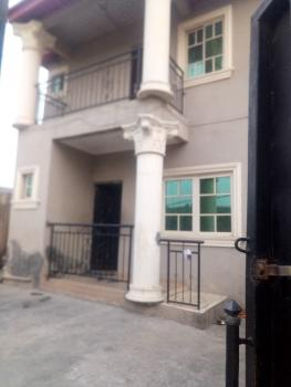 a Fairly Used and Compact 2 Bedroom Flat, Morocco Road, Shomolu, Lagos, Flat for Rent