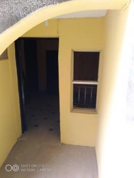 One Bedroom Self Contained, Akerele Estate, Oworonshoki, Shomolu, Lagos, Self Contained (single Rooms) for Rent