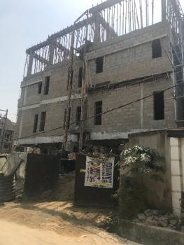 Luxury 3 Bedroom Flat with Bq, Shonibare Estate, Maryland, Lagos, Flat for Sale