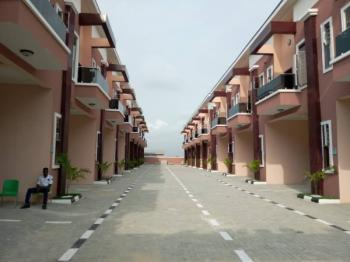 4 Bedroom Ensuite Terrace Houses, Chevron Alternative Route Behind Chevron Headoffice, Lekki Phase 2, Lekki, Lagos, Terraced Duplex for Sale