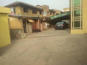 Mini Hall with Open Bar, Fagba Bus Stop,iju Is Haha Road,fagba, Lagos State, Fagba, Agege, Lagos, Restaurant / Bar for Rent