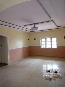 3 Bedroom Flat +self-contained Bq, Kado, Abuja, Flat for Rent