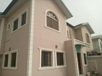 4 Bedroom House with 1 Bedroom Guest Chalet, Oba Oyekan Estate, Lekki Phase 1, Lekki, Lagos, Semi-detached Duplex for Rent