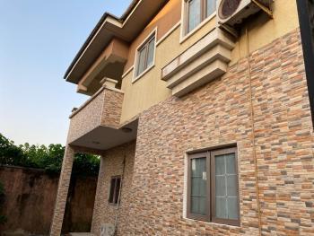 Clean 4 Bedroom Detached Duplex with Bq, Off Alpha Beach Road, Igbo Efon, Lekki, Lagos, Detached Duplex for Rent