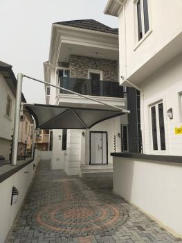 New and Well Finshed 4bedroom Duplex with Bq, Ikota Villa Estate Near Mega Chicken, Lekki Expressway, Lekki, Lagos, Semi-detached Duplex for Sale