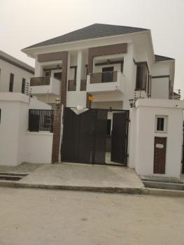 Newly Built 4bedroom Duplex with a Room Bq, Ikota Villa Estate Lekki Lagos, Lekki Expressway, Lekki, Lagos, Semi-detached Duplex for Sale