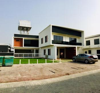 Luxury 4 Bedroom Semi Detached Duplex with Bq, Gym and Pool, Igbo Efon By Argungi, Agungi, Lekki, Lagos, Semi-detached Duplex for Rent