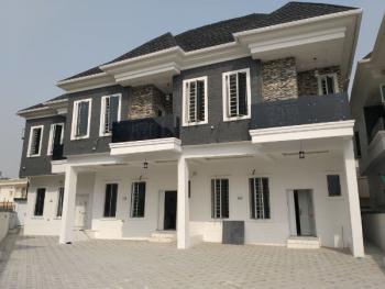 3 Units of 4 Bedroom Terrace House, Ikota Villa Estate, Lekki Phase 2, Lekki, Lagos, Terraced Duplex for Sale