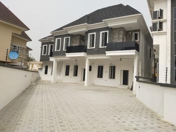 New and Well Finshed 4 Bedroom Terraced Duplex, Ikota Villa Estate, Lekki Expressway, Lekki, Lagos, Terraced Duplex for Sale